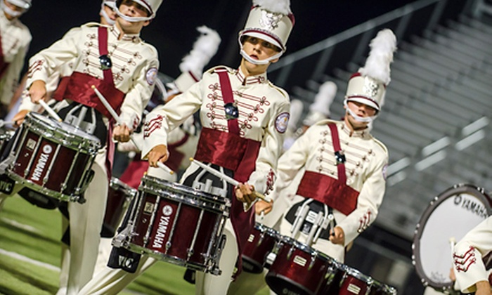 2013 Drum Corps Associates World Championship Finals - Annapolis: Drum Corps Associates World Championship Finals for One or Four at Navy-Marine Corps Memorial Stadium (Up to 41% Off)