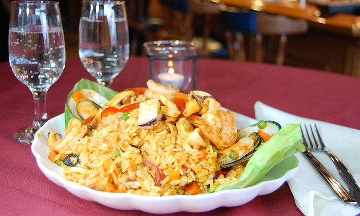 Pisco Sour Piolyn Jr. - East Hartford: $20 for $40 Worth of Peruvian Chifa Cuisine at Pisco Sour Piolyn Jr.