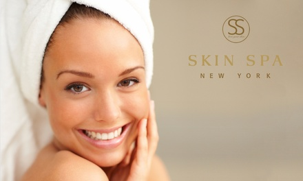 Facial Treatments at Skin Spa New York (Up to 62% Off). Three Options Available.