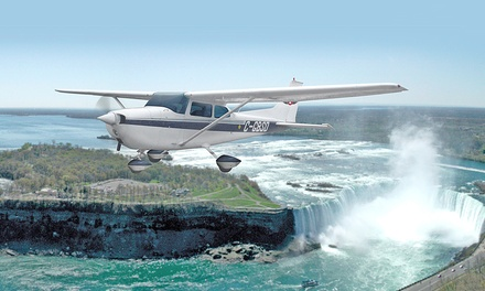 Holiday Air Tour of Niagara for Two or Three People from Niagara Falls Air Tours Inc (Up to 42% Off)
