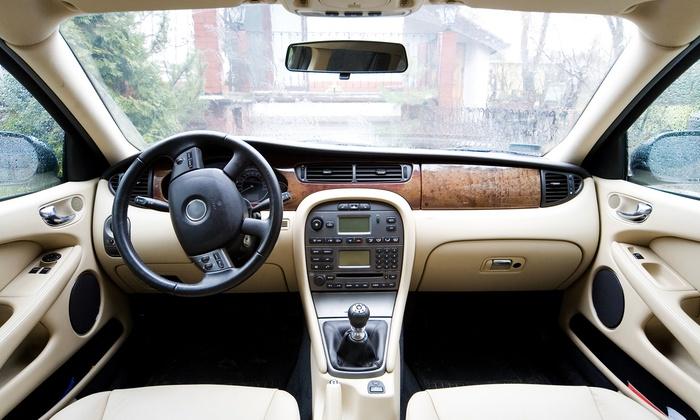 Tony's Unlimited Detailing - Oshtemo: Full Interior and Exterior Detailing for Car, Sedan, or SUV at Tony's Unlimited Detailing (Up to 50% Off)