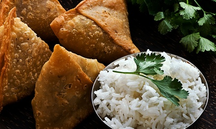 C$7.50 for C$15 Worth of Indian and Pakistani Cuisine at Mogul Divaan