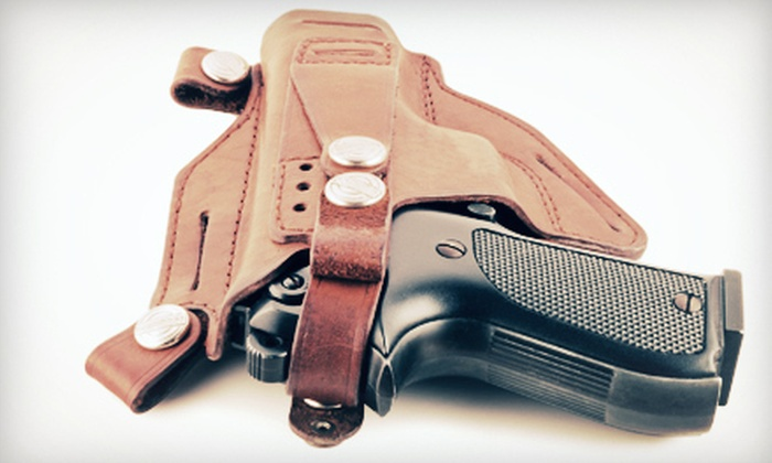Accurate Edge, LLC - Accurate Edge, LLC: 90-Minute Marksmanship Fundamentals Class or Four-Hour Defensive Pistol Class at Accurate Edge, LLC (Up to 52% Off)