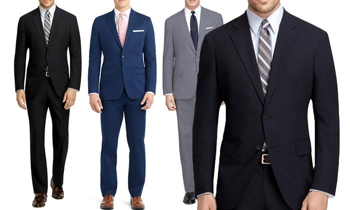 Fellini Men's 2-Piece Suits | Groupon Goods