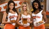 Hooters - Campbell: American Cuisine for Two or Four at Hooters (50% Off)