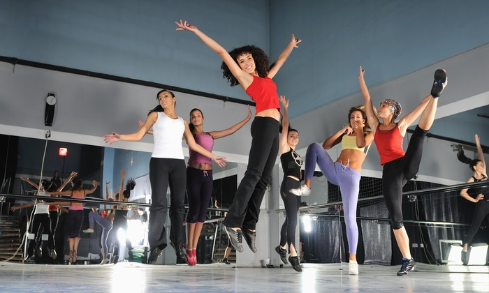 Rhythm + Power - Solana Beach: Five Fitness Classes at Rhythm + Power (66% Off)