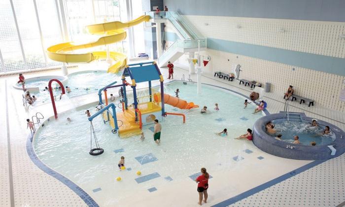 Holland Aquatic Center - Holland Aquatic Center: $12 for Four Single-Visit Passes at Holland Aquatic Center ($18 Value)