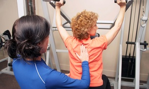 MEDFITNESS: $99 for Eight Personal-Training Sessions with Initial Consultation and Followup at MEDFITNESS ($208 Value)