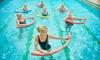 Lezioni di nuoto o fitness in acqua