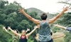 Alyx Luck Personal Training and Nutritional Coaching - San Clemente: One or Two Months of Unlimited Boot-Camp Classes from Alyx Luck Personal Training and Nutritional Coaching (81% Off)
