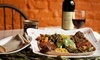 Nile Ethiopian Restaurant - VCU: Ethiopian Dinner for Two or Four with Appetizers and Dessert at Nile Ethiopian Restaurant (Up to 53% Off)