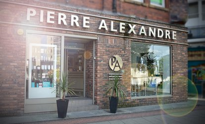 image for Haircut and Blow-Dry With Restyle and Kerastase Conditioning at Pierre Alexandre (58% Off)