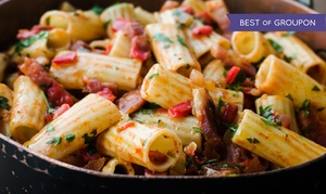 Vincitori: $22 for $40 Worth of Italian Cuisine and Drinks at Vincitori