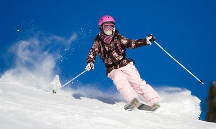 Lift Tickets for One, Two, Three, or Four at Mt. Crescent (Up to 44% Off)