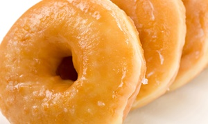 Shipley Do-Nuts: One Dozen Donuts, 2 Smoothies, or One Dozen Donuts with 2 Lattes or Smoothies at Shipley Do-Nuts (Up to 45% Off)