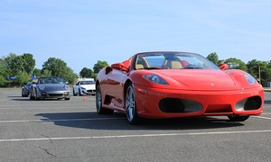 Velocity Driving: Exotic Car Ride-Along or Driving Experience from Velocity Driving (Up to 67% Off). Four Options Available.