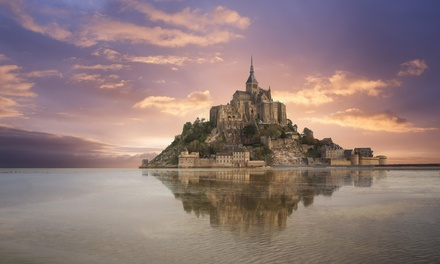 ✈ 9-Day Tour of France with Airfare from Great Value Vacations. Price per Person Based on Double Occupancy.