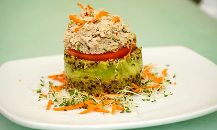 KC Healthy Cooking - Biscayne Park: $17 for $30 Worth of Healthy Cuisine at Dinner for Two or More at KC Healthy Cooking