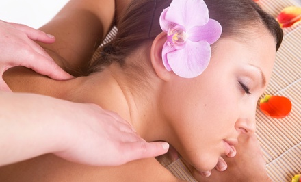 One Massage with Optional Foot Massage or Full Facial at Sea Dream Beauty Spa (51% Off)