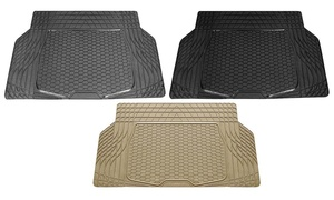 Trimmable Vinyl Trunk Liner / Cargo Mat