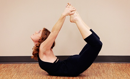5 or 10 Yoga Classes at Hot Yoga Winnipeg (Up to 69% Off)