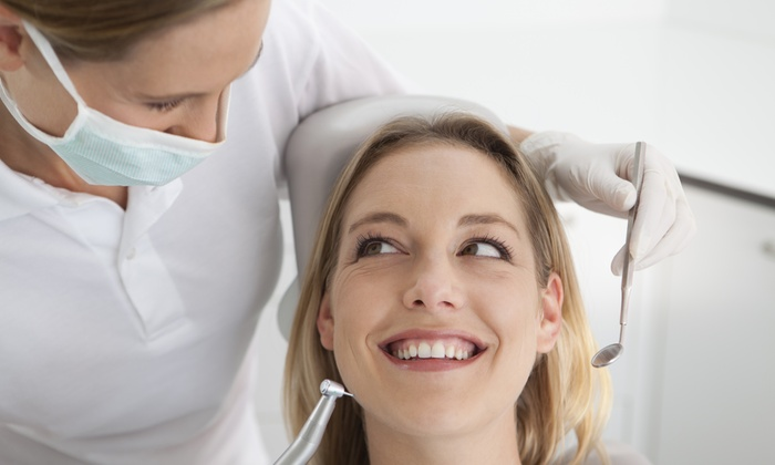 D.A. Kleinman, D.M.D. - New City: $38 for a Dental Exam with Cleaning, X-rays, and Free Toothpaste with D.A. Kleinman, D.M.D. ($385 Value)