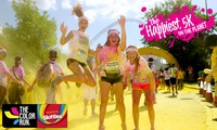 Entry to The Color Run™ Presented by Skittles with Goody Bag, Etihad Campus, 2 July (Up to 19% Off)