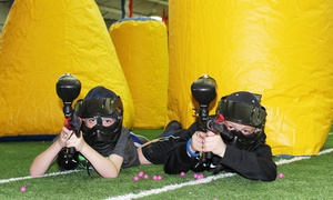 MAXIMUM SPORTS CENTER: Paintless-Paintball Package for 2, 4, 6, or 10 at Maximum Sports Center (Up to 69% Off)