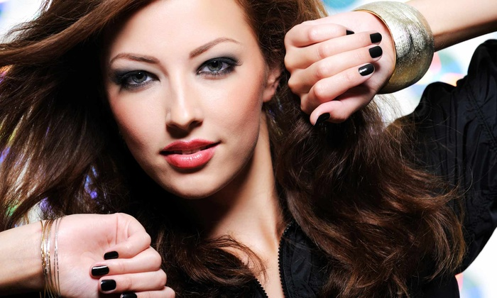 Heavenly Hair Spa & Salon - Kissimmee: Haircut with Optional Keratin Treatment or Color or Highlights at Heavenly Hair Spa & Salon (Up to 56% Off)