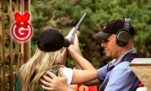 Bisley Shooting Ltd: Clay Pigeon Shooting For One or Two from £39 with Bisley at Braidwood (Up to 38% Off*)