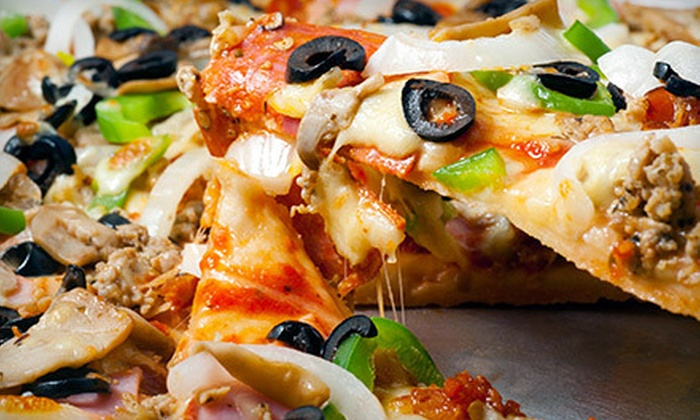 Bella Roma Pizza - 6: $10 for One Large Four-Topping Pizza and One Order of Breadsticks at Bella Roma Pizza ($21.34 Value)