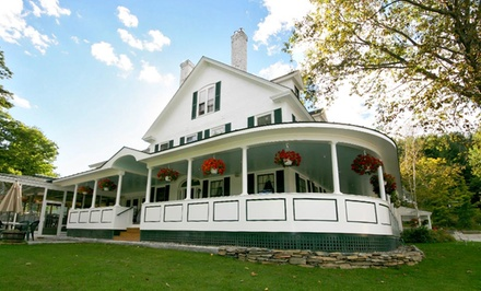 1-Night Stay at The Stowe Inn in Stowe, VT