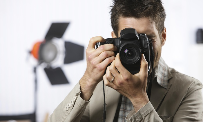 Photography by Van Pelt, Inc. - Windsor: 30-Minute Studio Photo Shoot from Photography by Van Pelt, Inc. (70% Off)
