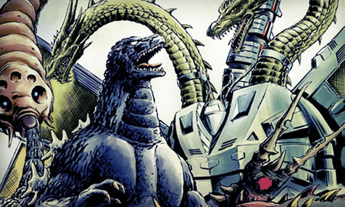 "Godzilla Night 2 - The Historic Bal Theatre: ""Godzilla Night 2"" at Historic Bal Theatre on Saturday, June 22 at 7 p.m. (Up to 47% Off)"