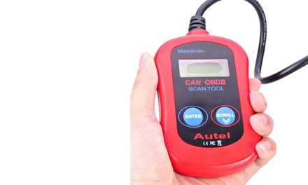 MS300 CAN Diagnostic Scan Tool
