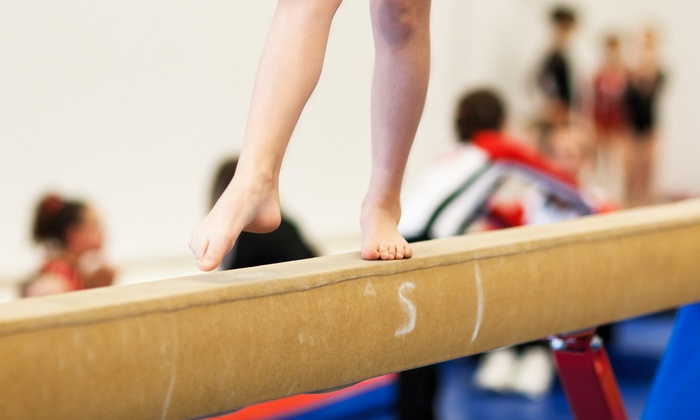 Kids World Gymnastics - Hazelwood: One Month of Classes for One or Two Children with Yearly Membership Fees at Kids World Gymnastics (Up to 53% Off)