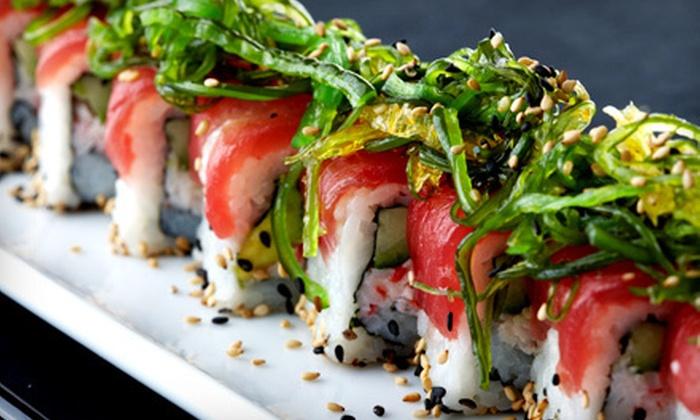 Koko Sushi Bar and Katakana - Logan Square: $20 for $40 Worth of Japanese Cuisine and Drinks at Koko Sushi Bar and Katakana
