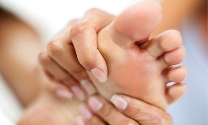 Qi Spa - Georgetown: One Essential Pedicure or One Tibetan Foot Sauna and Essential Pedicure at Qi Spa (Up to 51% Off)