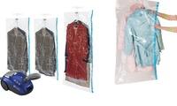 Bolsas para guardar tu ropa al vacío