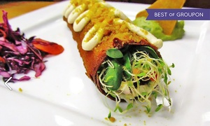 Karyn's cooked vegan: $18 for $30 Worth of Raw cooked Vegan Cuisine at Karyn's