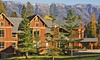 Timberline Lodges Condos - Fernie, BC: 2-Night Stay for 4 in a Platinum Suite with $50 Spa Credit at Timberline Lodges in Fernie, BC. Combine Up to 4 Nights.