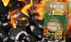 2-Pack of Coshell Coconut-Shell Charcoal Briquettes: $20.99 for Two 9-Lb. Bags of Coshell Coconut-Shell Charcoal Briquettes ($39.98 List Price). Free Shipping.