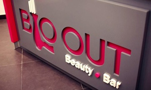 Blo Out Beauty Bar: Up to Five Sessions of Gelish Mani-Pedi at Blo Out Beauty Bar Jumeirah