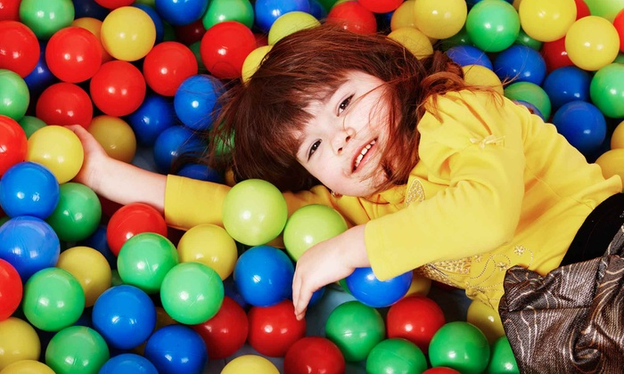 Totter's Otterville - Covington: $14 for Four Children's Activity-Center Visits to Totter's Otterville (Up to $31.80 Value)
