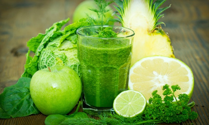 Cruda Cafe - Toronto (GTA): 2-, 5-, or 10-Day Juice Cleanse at Cruda Cafe (Up to 62% Off)