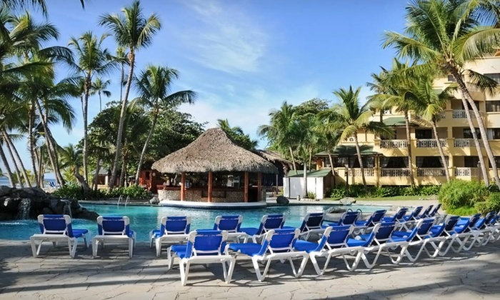 All inclusive caribbean vacation at coral costa caribe for Round the world trips all inclusive