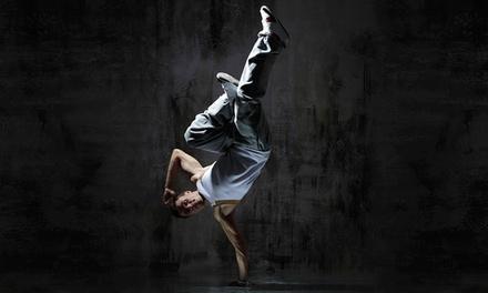 5er- oder 10er-Karte für Hip Hop- & Breakdance-Tanzkurse im Tanzstudio Juna Elisa (bis zu 75% sparen*)