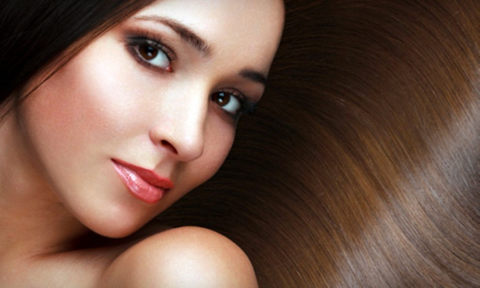 Champa's Creations - Eldridge - West Oaks: Haircut, Style, and Conditioning Treatment with or without Highlights at Champa's Creations (Up to 62% Off)