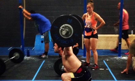 Up to 60% Off CrossFit  at Mt Ogden CrossFit