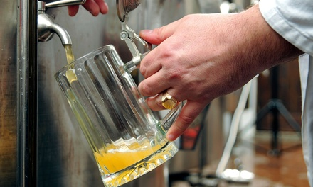 Minhas Craft Brewery Tour for Two or Four in Monroe (50% Off)